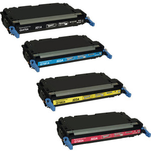 HP 501A - 503A Set replacement