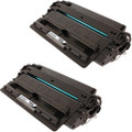 HP 16A - Q7516A 2-pack replacement