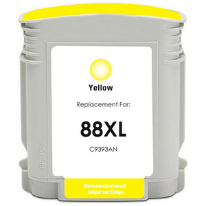 HP 88XL Yellow replacement