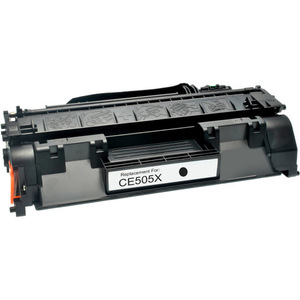 HP 05X - CE505X Black replacement