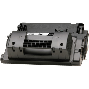 HP 64A - CC364A Black replacement