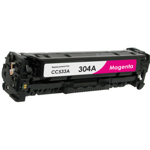 HP 304A - CC533A Magenta replacement