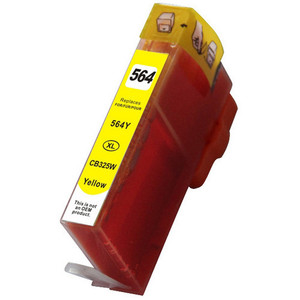HP 564XL Yellow replacement