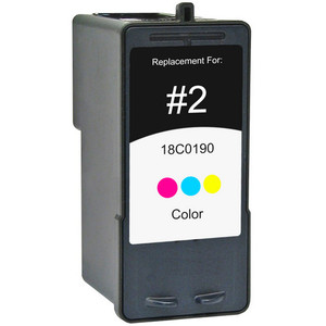 Lexmark #2 Color replacement