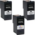 Lexmark #43XL - #44XL set replacement