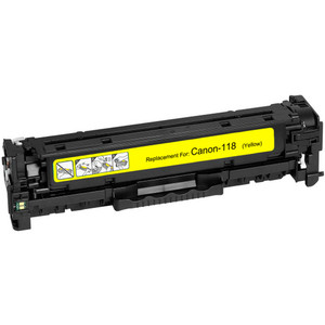 Canon 118 Yellow replacement