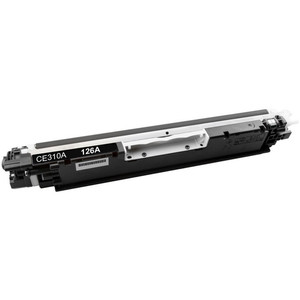 HP 126A - CE310A Black replacement