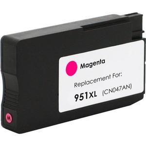 HP CN047AN (HP 951XL) Magenta Inkjet Cartridge