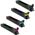 Konica-Minolta TN-318 series black and color set
