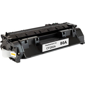 HP 80A - CF280A replacement