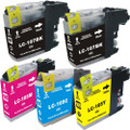 Brother LC107 and LC105 Set 5-Pack replacement