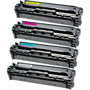 HP 131X Black - 131A Color replacement