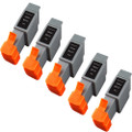 Canon BCI-21 Black 5-pack replacement