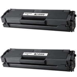 Samsung MLT-D101S  2-pack replacement