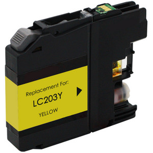 Brother LC203Y - High Yield