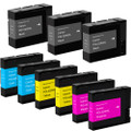 Canon PGI-2200xl Black & Color 9-pack replacement