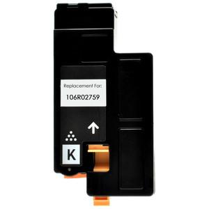 black toner cartridge replacement for Xerox 106R02759