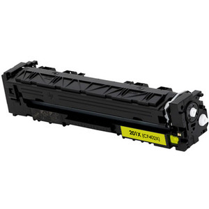 HP 201X (CF402X) Toner Cartridge Yellow