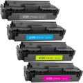 HP 410X Toner Cartridge High Yield Combo Pack