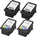 Canon PG-245XL and CL-246XL Ink Cartridges High Yield