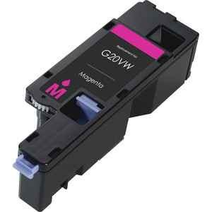 Compatible replacement for Dell G20VW Magenta toner cartridge for Dell E525W series printers