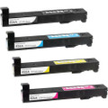 HP 826A Toner Cartridge High Yield Combo Pack. Includes 1 Black, 1 Cyan, 1 Magenta and 1 Yellow