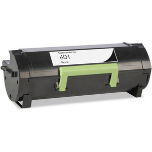 Lexmark 601 - (60F1000) black toner cartridge
