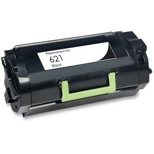 Lexmark 621 Toner (62D1000) Black