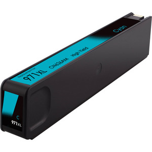 HP 971XL Ink Cartridge Cyan