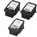 Canon PG-245XL and CL-246XL Ink Cartridge Set - 3 Pack