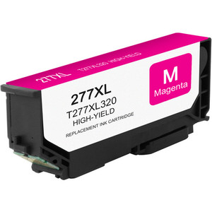 Epson 277XL Magenta Ink Cartridge, High Yield