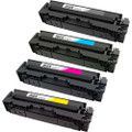 HP 202X Toner Cartridge Set, High Yield