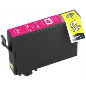 Epson 702XL Magenta Ink Cartridge, High Yield (T702XL320)
