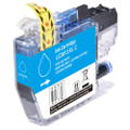 Brother LC3013C Ink Cartridge, Cyan, High-Yield