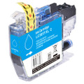 Brother LC3017C Ink Cartridge, Cyan, High-Yield