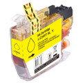 Brother LC3017Y Ink Cartridge, Yellow, High-Yield