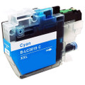 Brother LC3019C Ink Cartridge, Cyan, Super High-Yield