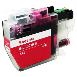 Brother LC3019M Ink Cartridge, Magenta, Super High-Yield