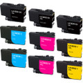 Brother LC3035 Ink Cartridge, Ultra High-Yield, 9-Pack