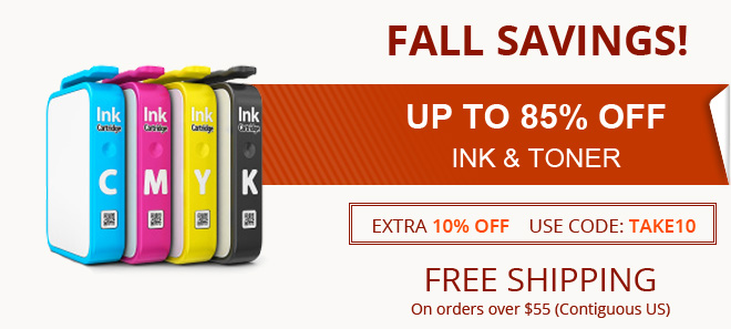 Fall sale 10% Off + free shipping offer