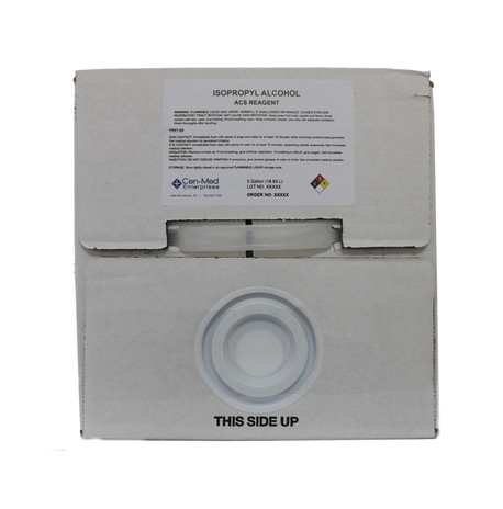 Isopropyl Alcohol 99% ACS Grade, 5 Gallon Cube 353380-5G