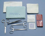 Deluxe Wound Closure Instrument Trays