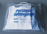 Patient Belongings Bags