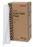Exam Table Paper - White, Smooth