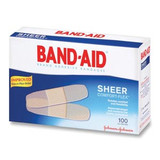 Band-Aid® Sheer Strips & Spots