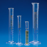 Graduated Cylinder - PMP, Molded Graduations