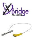 XBridge BEH C8 XP Column, 130An, 2.5 um, 2.1 mm X 50 mm, 3
