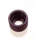 8mm open top screw cap only, 100/pkg;