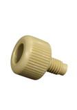 PEEK Two piece Fingertight Fittings, 1/16in, 10-32 Thread 0.375in/0.698in