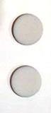 PTFE/silicone Septum, 100/pkg;